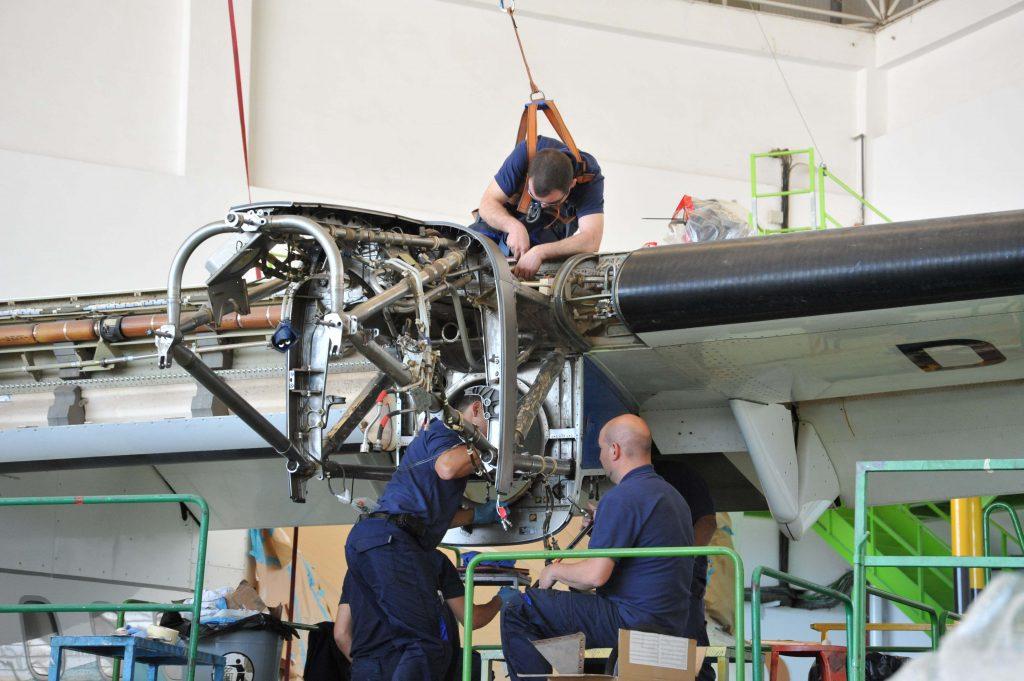 Abierta la matrícula para la 2ª Edición del Ciclo Formativo de Grado Superior de Mantenimiento Aeromecánico