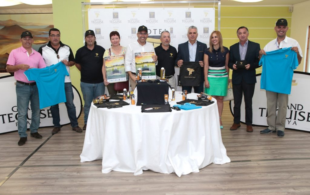 Costa Teguise acogerá el Torneo de Golf Benéfico Grand Teguise Playa