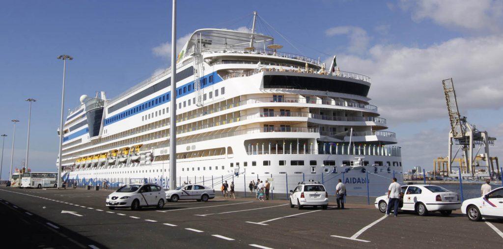 Transporte y Sanidad cierran el protocolo sanitario que garantizará el inicio de una nueva temporada de cruceros