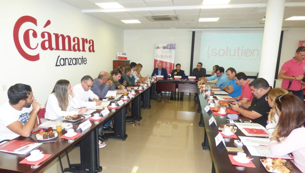 Cámara Solution, una plataforma estratégica para hacer crecer a las empresas de Lanzarote