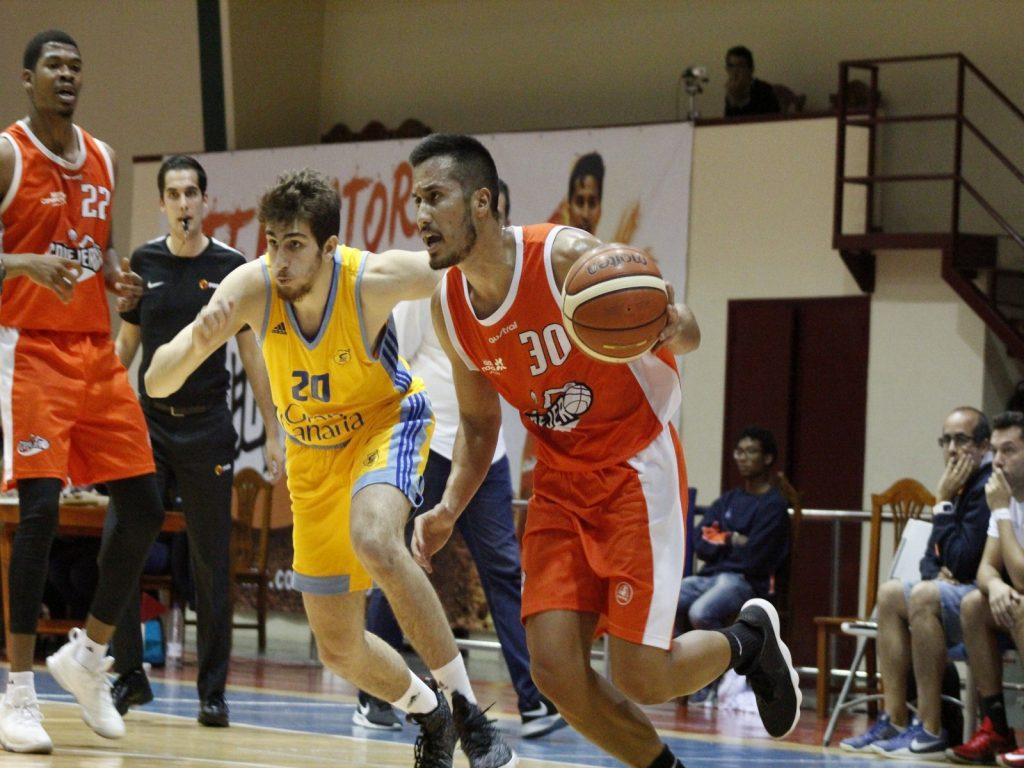 Una soberbia segunda parte permite al Aloe Plus Lanzarote Conejero ganar al Gran Canaria