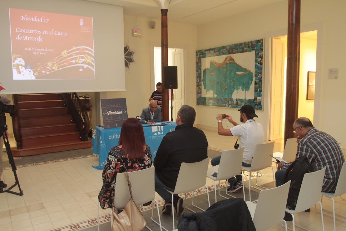 Cultura Arrecife presenta un programa con más de 30 actividades para las fiestas de Navidad