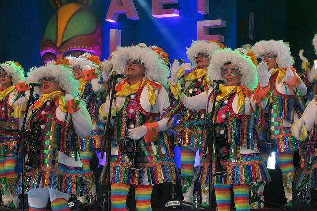 Abierta la inscripción para participar en el concurso de Murgas Adultas del Carnaval Arrecife 2018