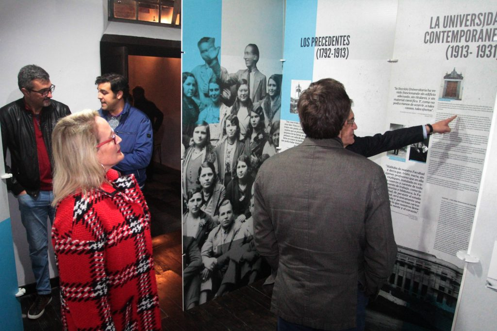 La Casa de Los Arroyo acoge la exposición 'De dónde viene el futuro' que conmemora el 225 Aniversario de la Universidad de La Laguna
