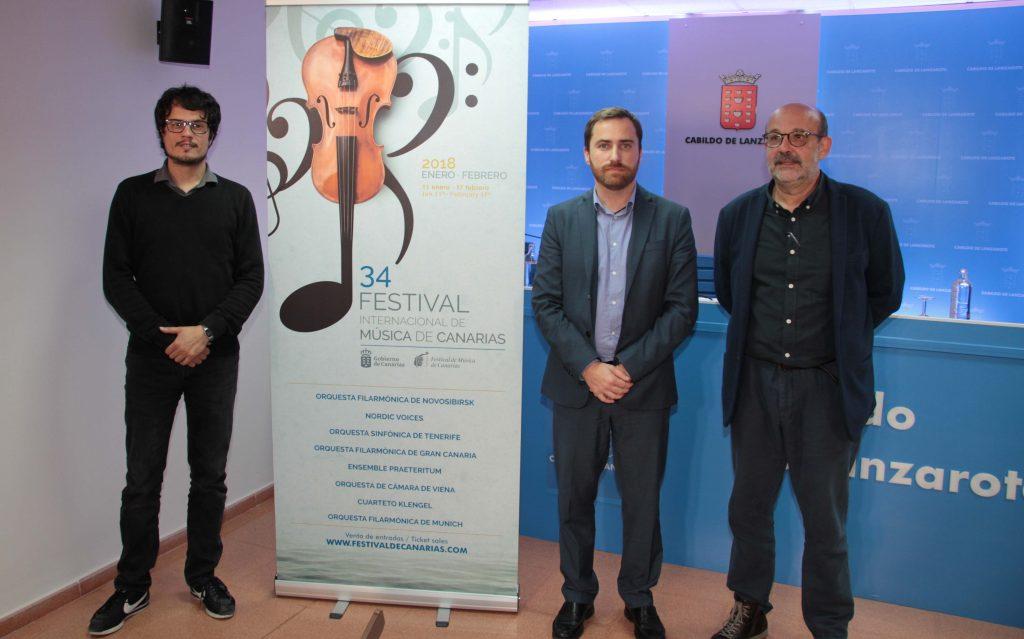 La espiritualidad de Nordic Voices marca el inicio de los conciertos del 34º Festival de Música de Canarias en Lanzarote