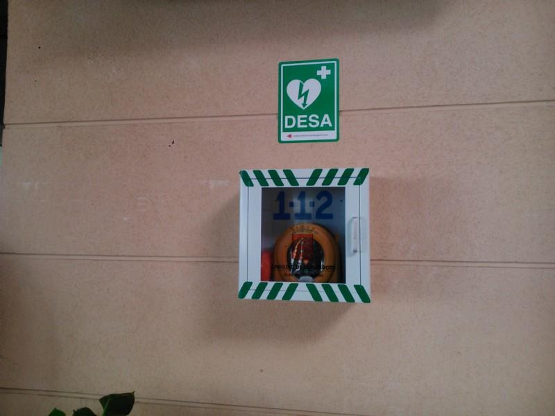 Más de una veintena de edificios públicos del Cabildo de Lanzarote cuentan ya con desfibriladores y personal formado para atender situaciones de urgencia