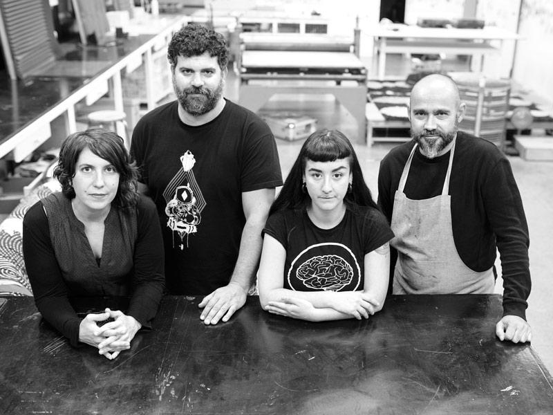 Un nuevo proyecto Desembarco del Cabildo llevará a cuatro artistas de Lanzarote a la feria Hybrid Art Fair & Festival de Madrid