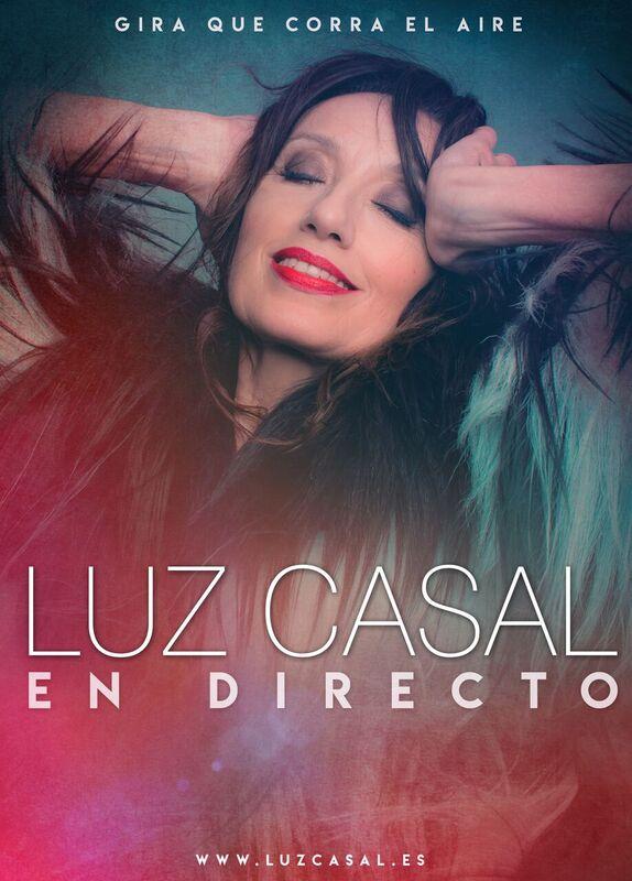 """Luz Casal presenta en Lanzarote su nuevo álbum """"Que corra el aire"""""""
