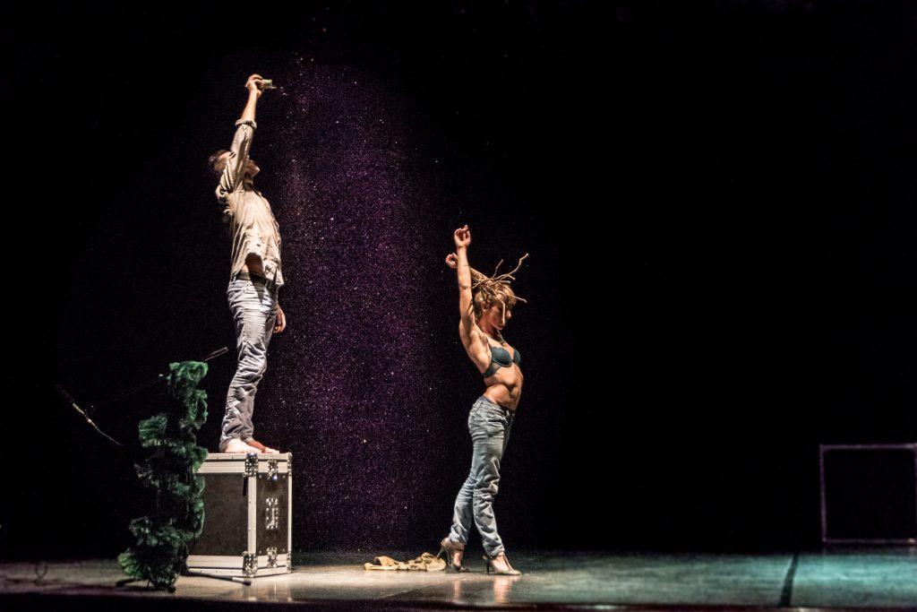 Magia, inspiración y calidad para abrir el 1er Festival de danza de los Centros