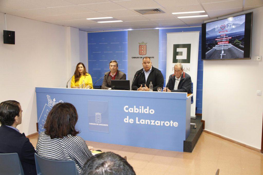 El Cabildo de Lanzarote destina más de 16 millones de euros para planes de choque y plurianuales de conservación y embellecimiento de la isla