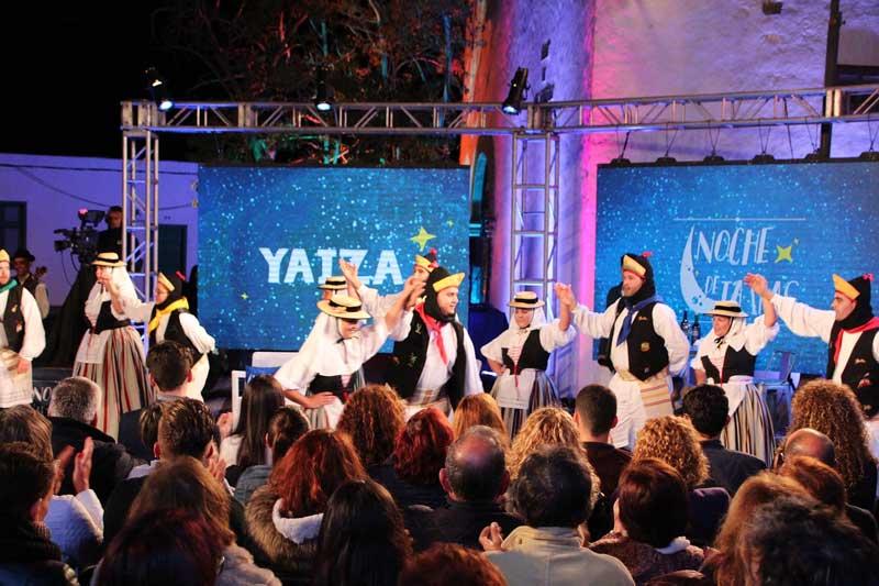La noche de Yaiza vuelve a ser Noche de Taifas