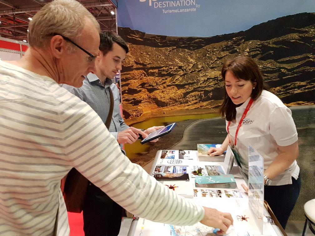 Turismo Lanzarote pone el acento en la promoción del producto deportivo y de congresos y reuniones