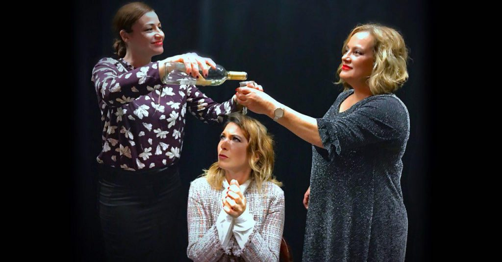 """Comi-K Teatro estrena hoy """"Prudencia"""", una comedia para las penas del día a día"""