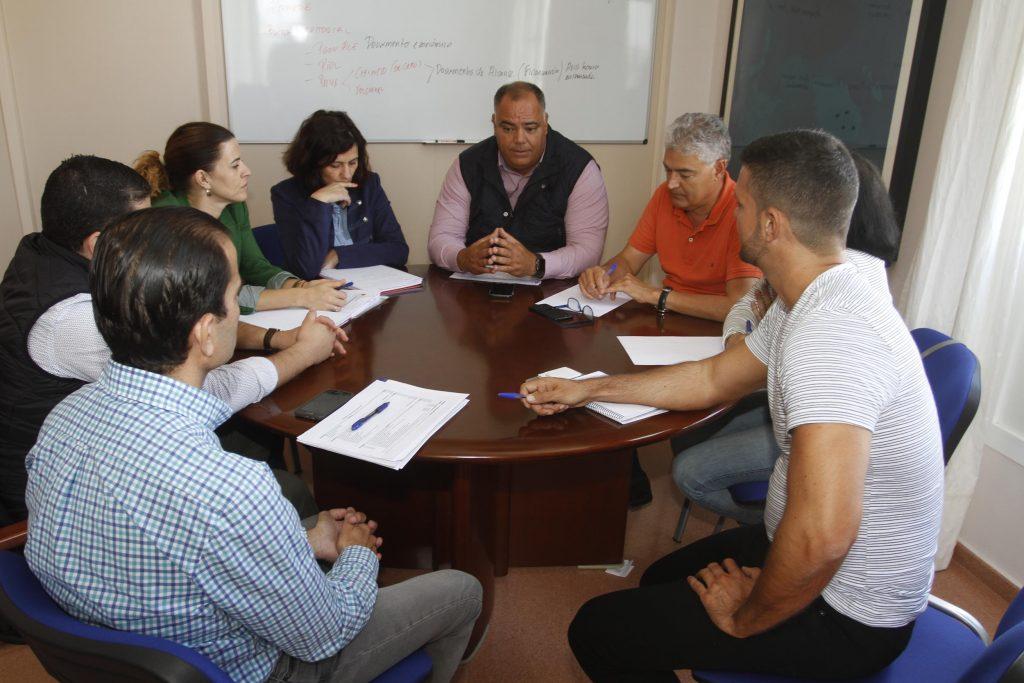 El Cabildo de Lanzarote prevé la creación de 560 puestos de trabajo directos en 2018 a través de los programas promovidos por el Área de Empleo