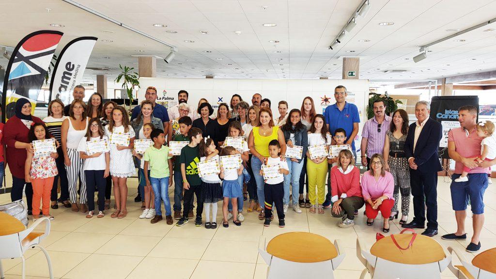 Emitido el fallo del concurso de dibujo de infantil y primaria 'Pinta y cuida tu isla'