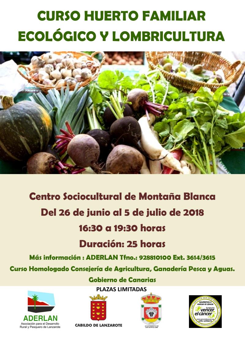 Curso Huerto Familiar Ecologico Y Lombricultura Masscultura
