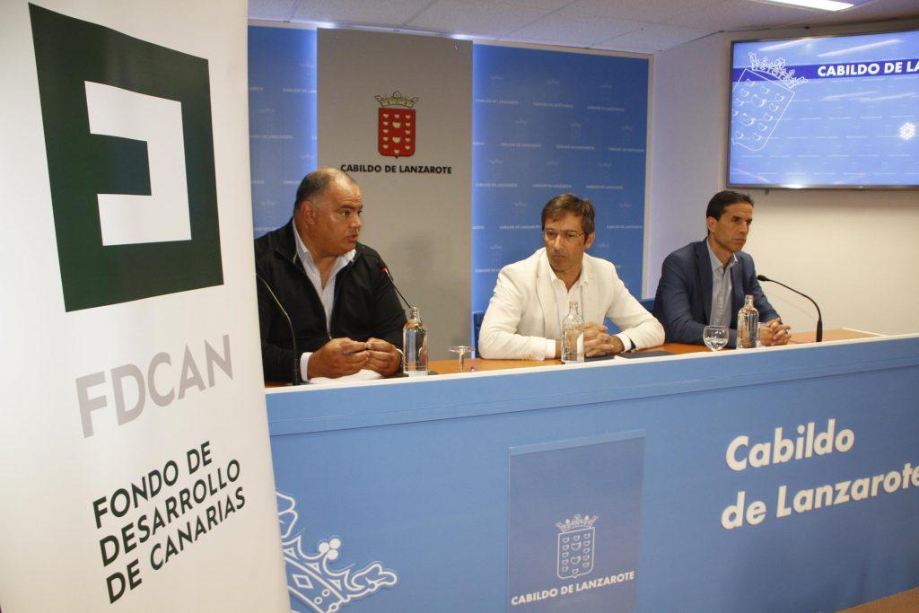 El Cabildo de Lanzarote destina más de 300.000 euros al fomento del empleo entre graduados universitarios y de FP