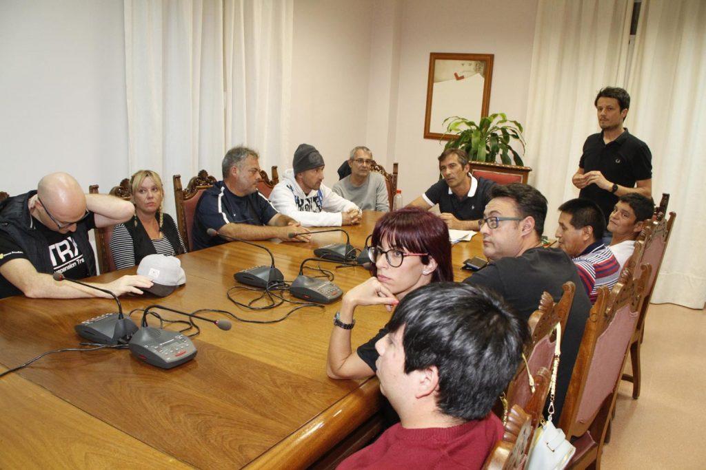 9 grupos musicales harán uso durante los próximos seis meses de los locales de ensayo habilitados por el Cabildo de Lanzarote en Playa Honda