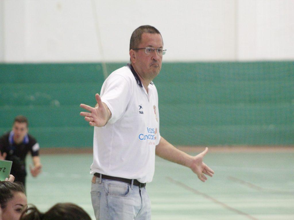 Miguel Ángel Lemes dirigirá al CB Lanzarote Puerto del Carmen