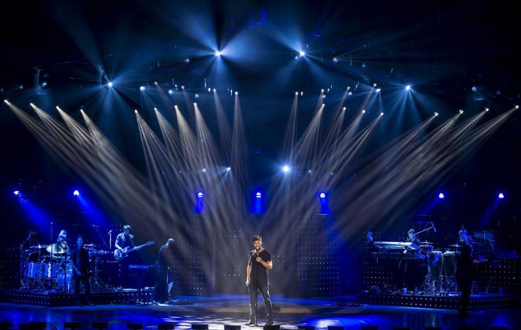 A la venta las entradas para el único concierto de Ricky Martin en Canarias