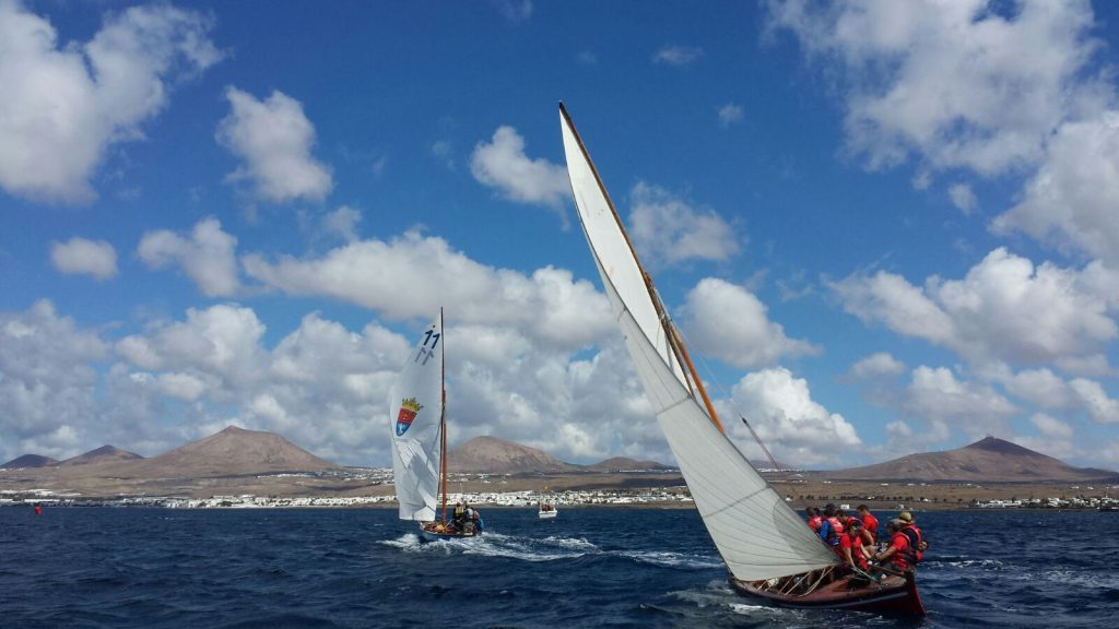 El Puerto del Arrecife comanda la Liga al vencer en la quinta jornada de 8'55 Metros