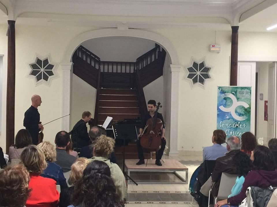 Arrecife acerca la música clásica al ciudadano