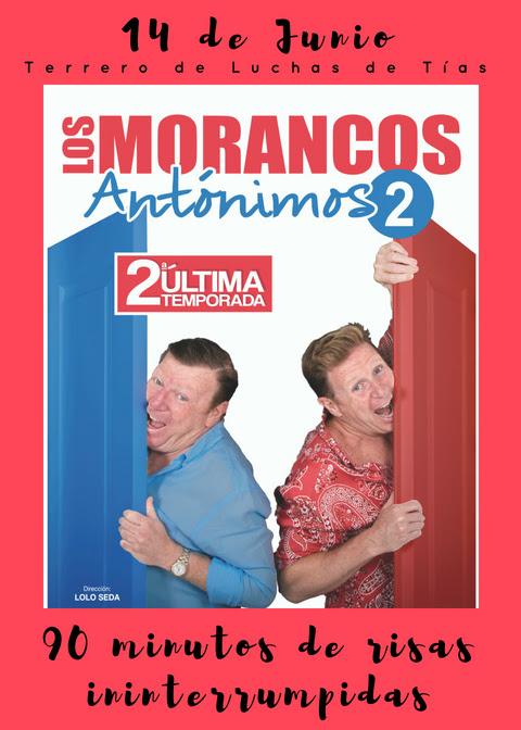 Los Morancos actúan en las fiestas de San Antonio, en Tías