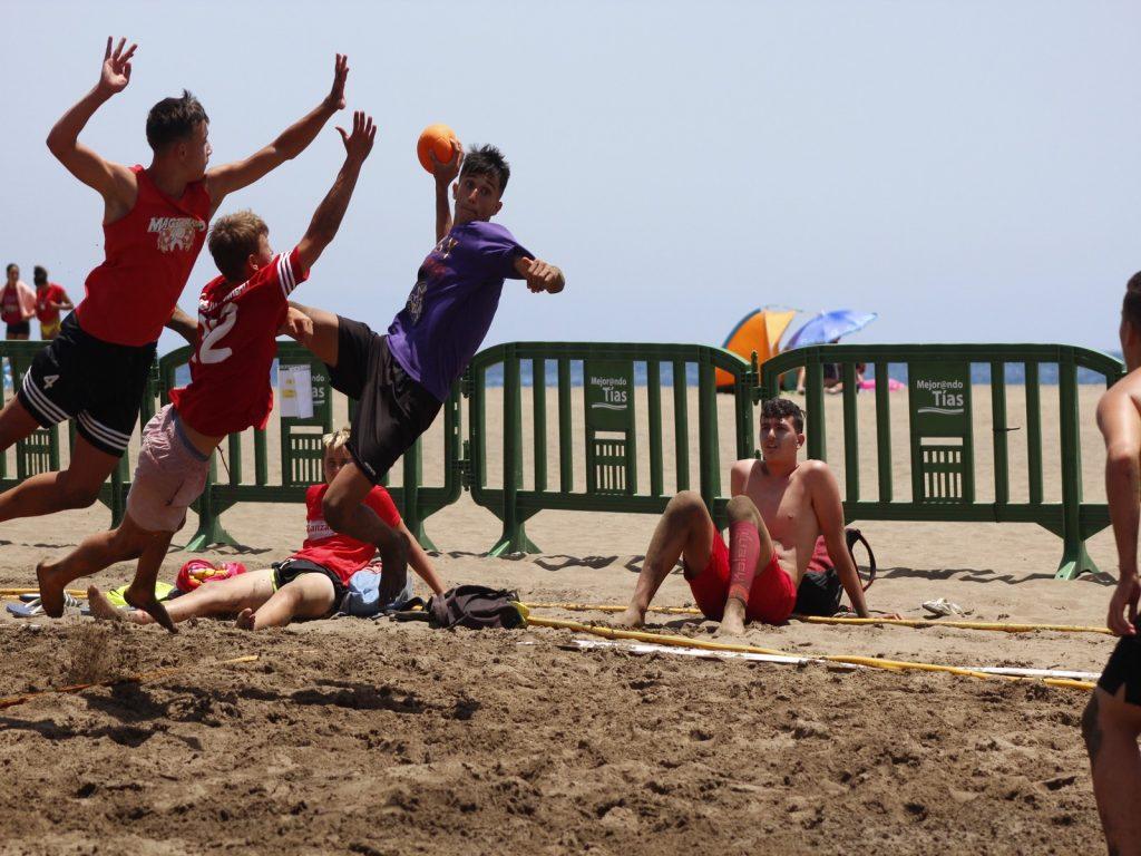 50 equipos participan en el Torneo de BM Playa de Puerto del Carmen