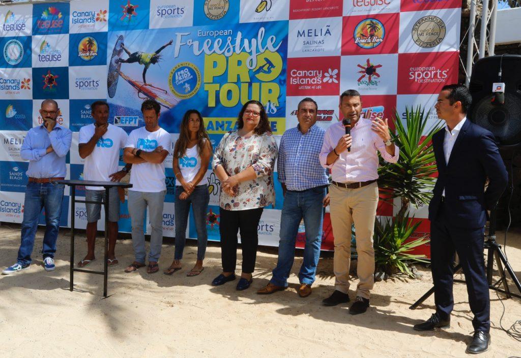 El Campeonato Europeo de Freestyle prepara su quinta edición en Lanzarote