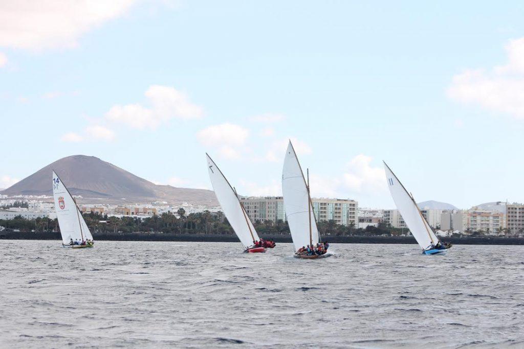 El Isla de Lanzarote se apunta la tercera victoria y se sube al liderato