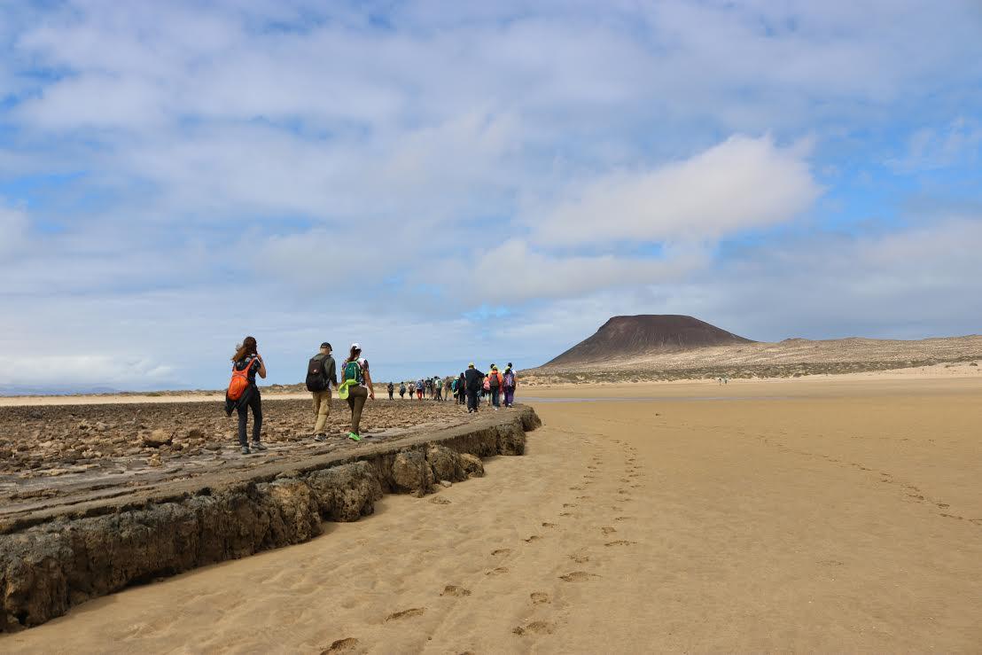 Geoparque Lanzarote y Archipiélago Chinijo invitan a descubrir la dimensión de un geoparque