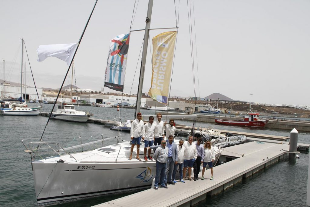 El 'Lanzarote Sailing Paradise' volverá a codearse con la élite mundial de la Vela en la próxima Copa del Rey