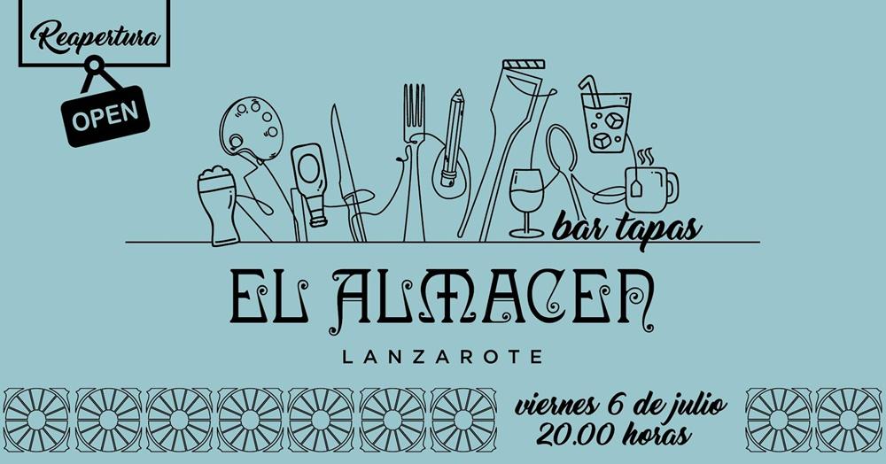 Los Centros de Arte, Cultura y Turismo reabren este viernes el mítico bar del CIC El Almacén