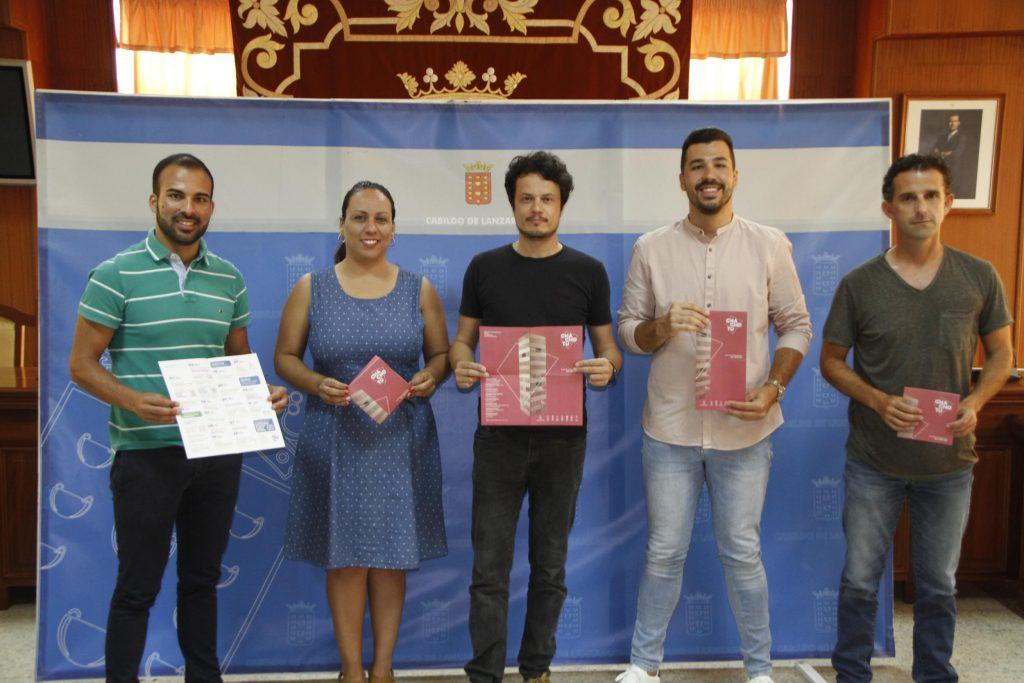 El Cabildo y los ayuntamientos de Lanzarote unifican la actividad juvenil insular en la agenda Chacho Tú