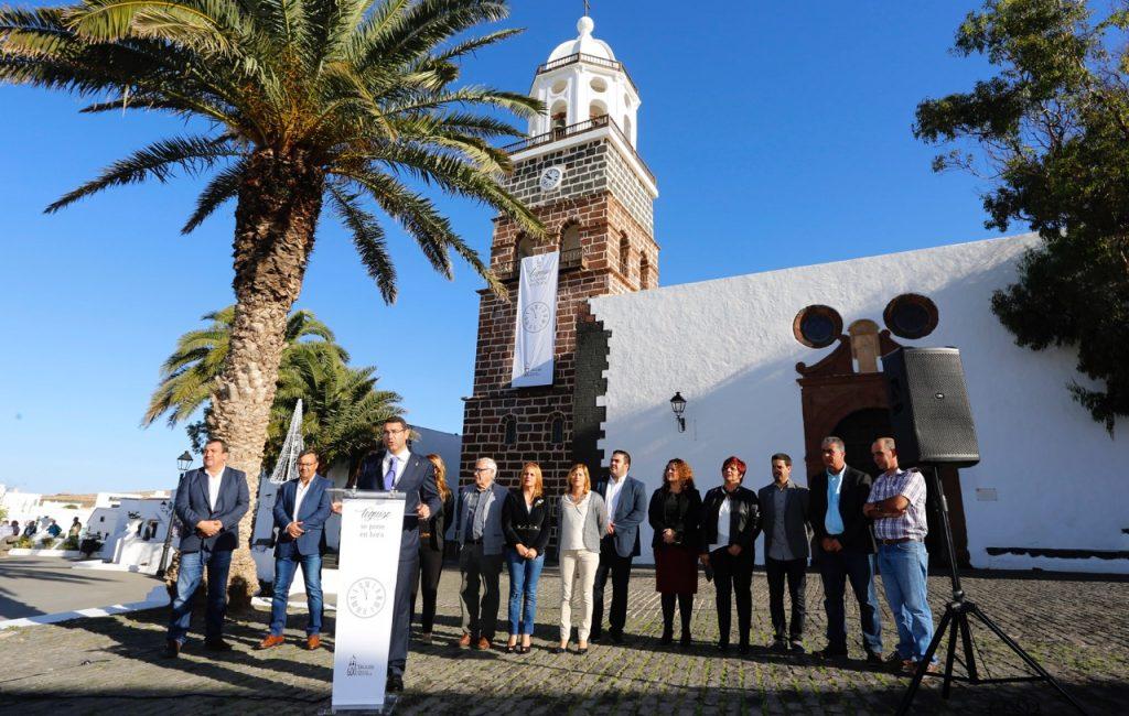 Teguise agradece el Premio Isla de Lanzarote y felicita al resto de Distinguidos del Turismo