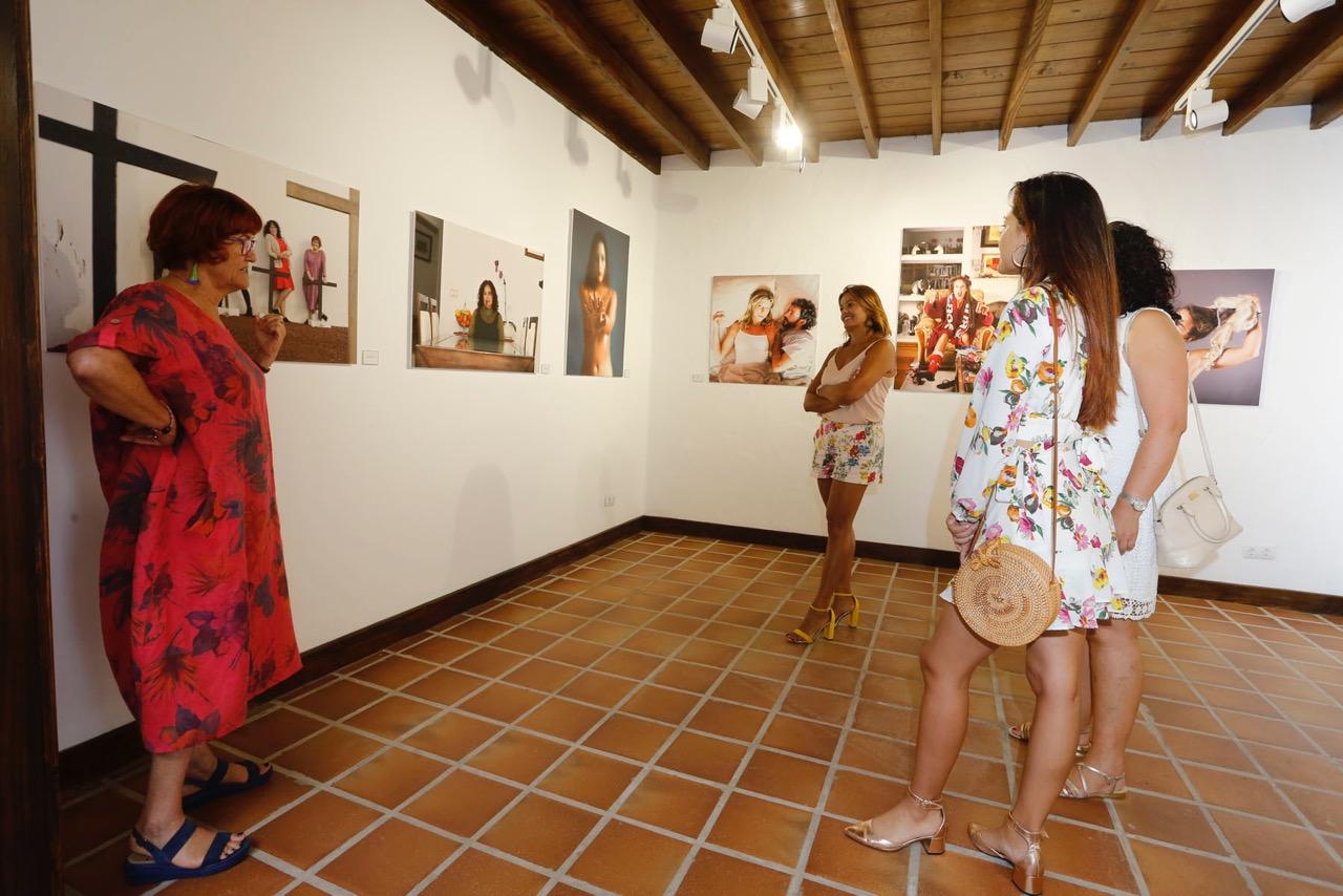 """La exposición """"De generación en generación"""" se podrá visitar hasta el 9 de septiembre"""