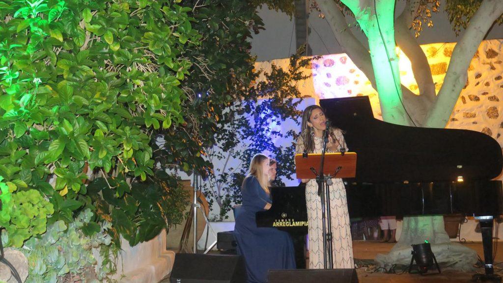 El concierto lírico en 'El Aguaresío', una apuesta consolidada para San Ginés