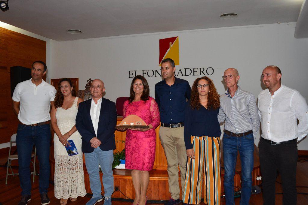 'La Milagrosa' reaparece 200 años después en la lectura del pregón de las fiestas de Puerto del Carmen
