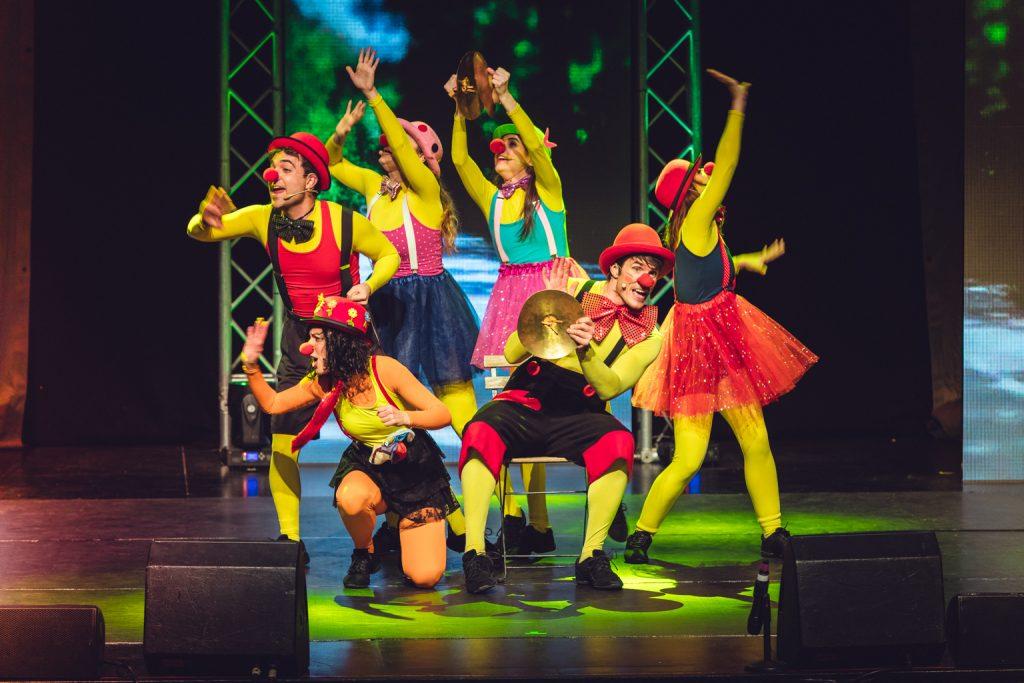 El grupo Cantajuego presenta en Lanzarote su espectáculo musical 'Yo tengo derecho a jugar'