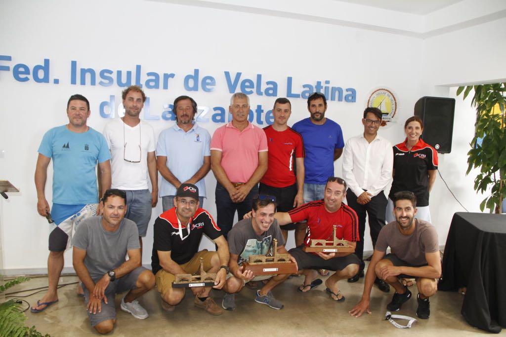 La entrega de trofeos del Torneo de Balonmano pone el punto y final a las actividades deportivas de San Ginés 2018