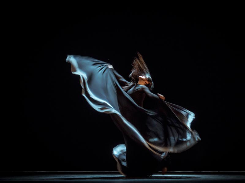 La bailaora María Pagés, Premio Nacional de Danza 2002, presentará en Jameos del Agua su espectáculo Óyeme con los Ojos