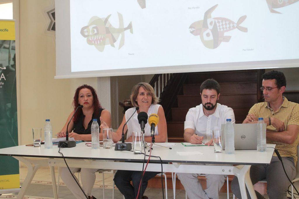 El Ayuntamiento de Arrecife promueve la coherencia entre el diseño de la Avenida y su regulación actual