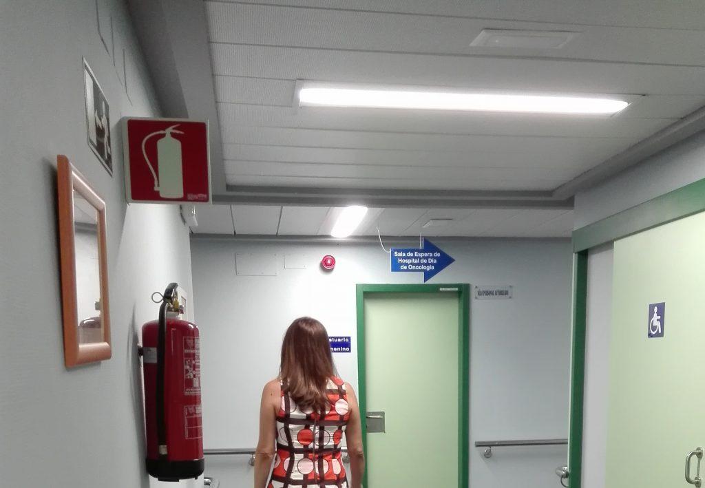 La Gerencia de Servicios Sanitario de Lanzarote mejora los servicios e instalaciones del hospital de día Oncohematológico