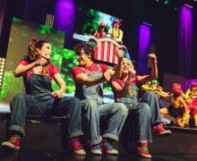 El grupo Cantajuego presenta en el Centro Cívico de Carrizal su espectáculo 'Yo tengo derecho a jugar'
