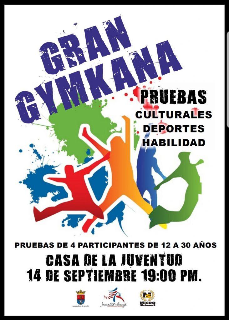 La Casa de la Juventud de Arrecife organiza una Gymkana de acceso libre