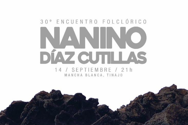 Se cancela la actuación del grupo Sabinosa en el Festival Nanino Díaz Cutillas por el fallecimiento de su primer bailador, Domingo León Pérez