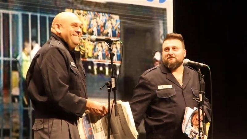 El Teatro de Tías se llenará de carcajadas con El Comandante Lara y Toni Rodríguez