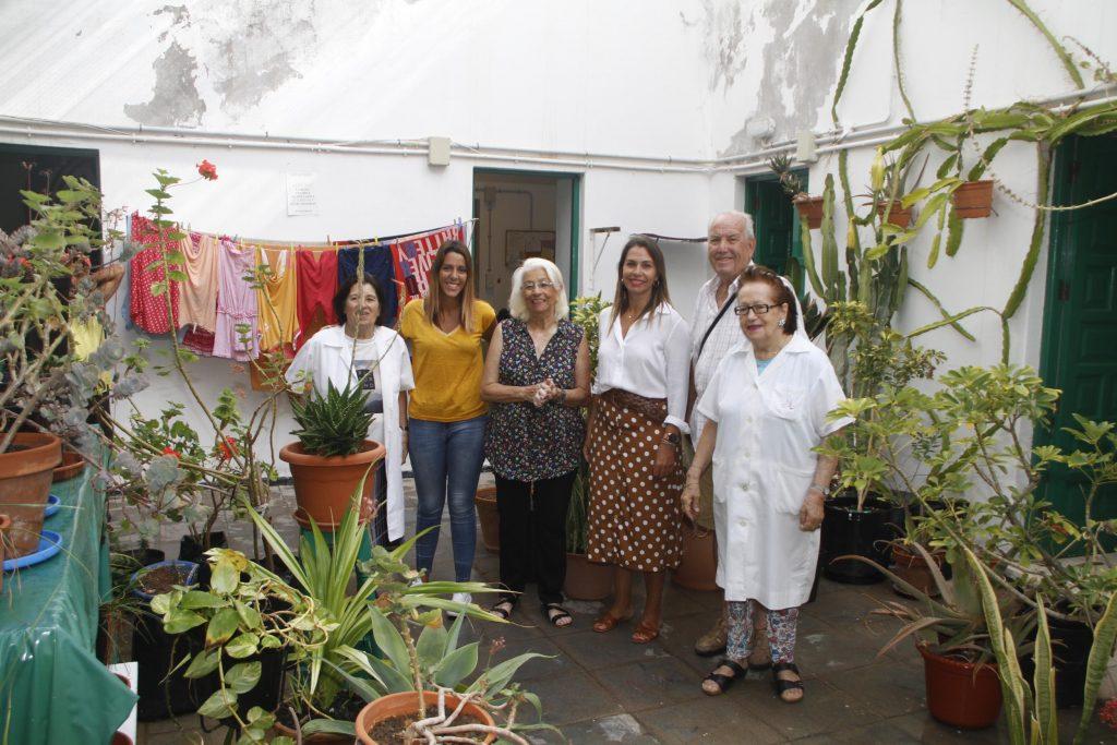 La Consejería de Bienestar Social del Cabildo de Lanzarote mejora su colaboración con el programa de intervención psicosocial de AFACODA