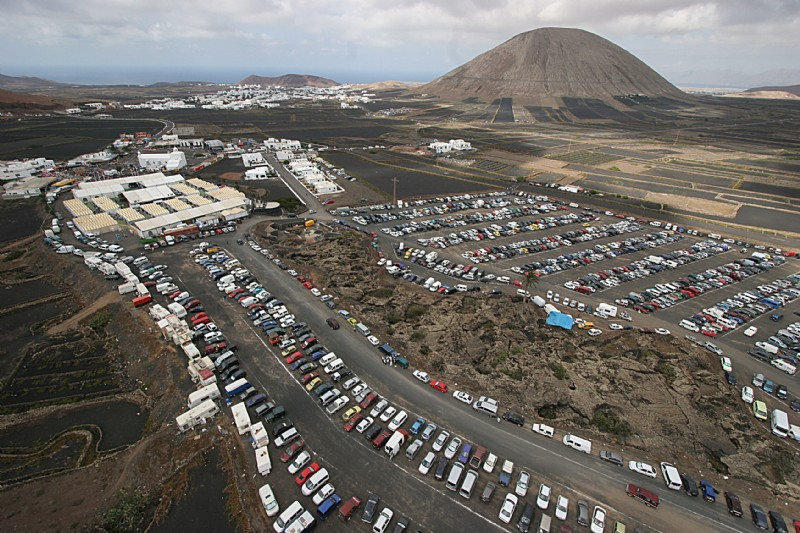 El Consorcio de Seguridad y Emergencias de Lanzarote elabora un Plan de Tráfico con restricciones en varias carreteras con motivo de la celebración de las Fiestas de Los Dolores