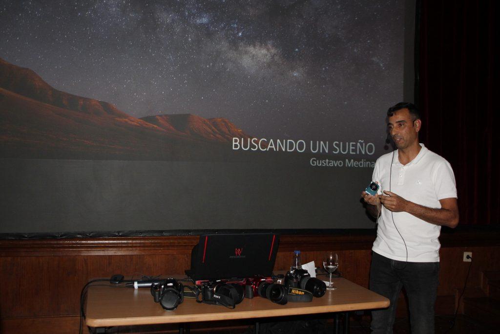 Gustavo Medina estrena este jueves su último vídeo timelapse
